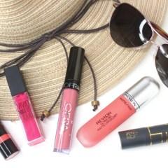 5 lipsticks for the spring/summer season