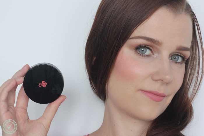 lancome cushion blush subtil splash corail swatch