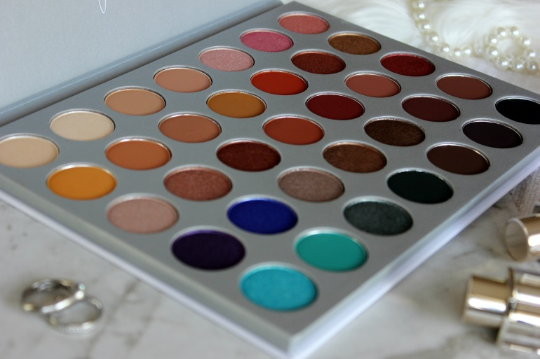 morphe jaclyn hill palette review