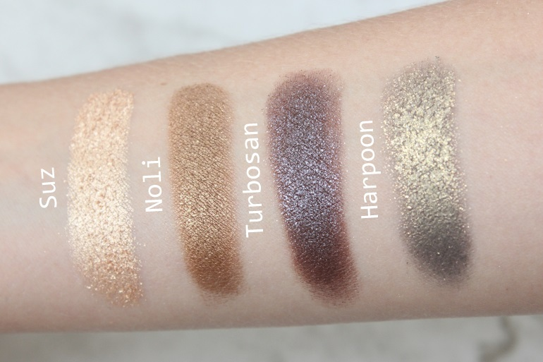dose of colors desixkaty the girls swatches