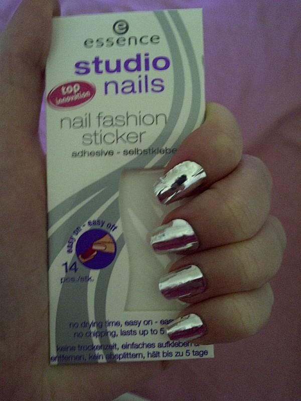 Essence Nail Art Stickers 07