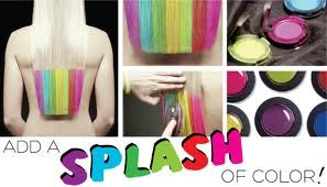 other hair color chalk review beauty bulletin hair dyes