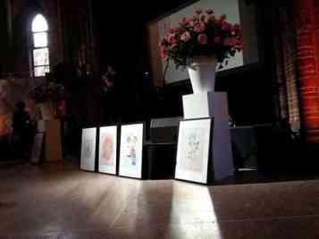 podium vondelkerk