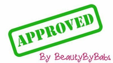 approved by BeautyByBabs