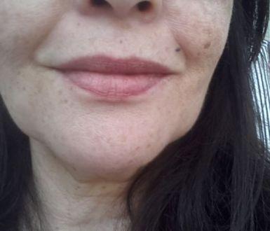 Lippen na kaneel cinnamon