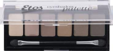 Eyeshadow Palette Nude Open