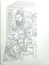 tekening babs japanner op stoel (24)