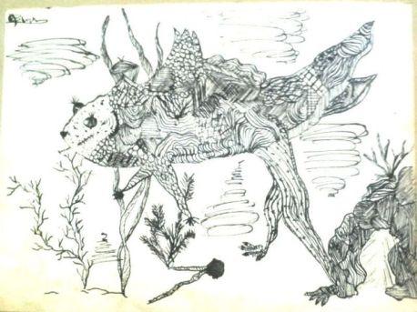 tekening babs vis monster(5)