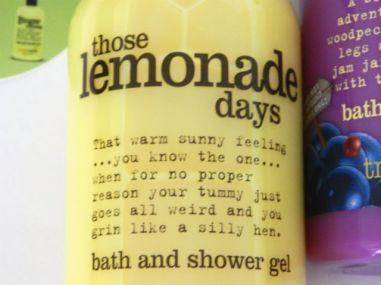 those lemonade days