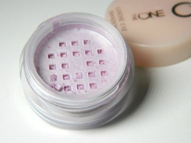 oriflame lilac open