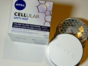 NIVEA CELLular Anti-Age Volume Filling Dagcrème SPF 15