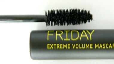 friday mascara-black