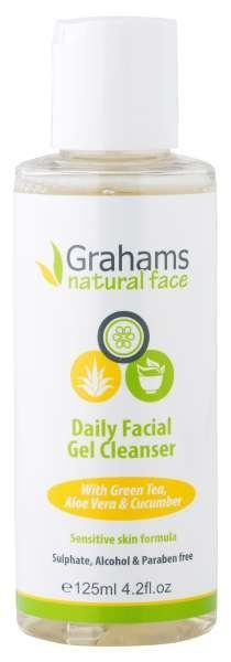 Grahams Daily Facial Gel Cleanser