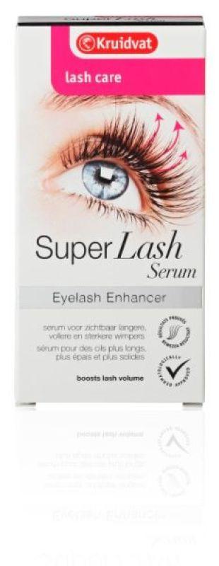 Kruidvat Super Lash serum (doosje)
