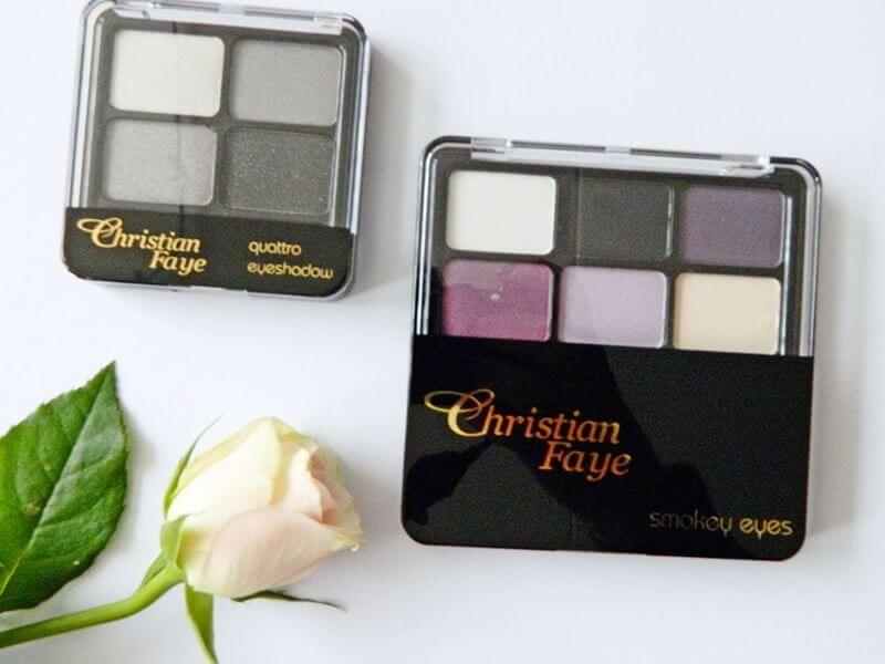 christian faye eyeshadow paletten