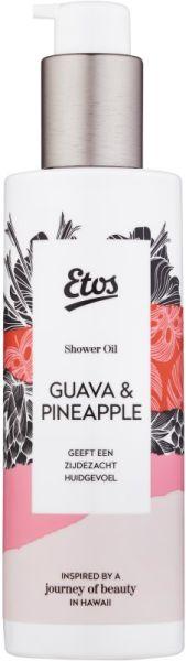 Hawaiian Guava & pineapple Shower oil