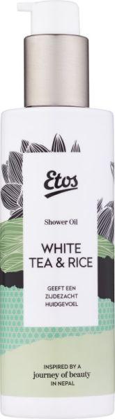 Shower oil White tea & Rice