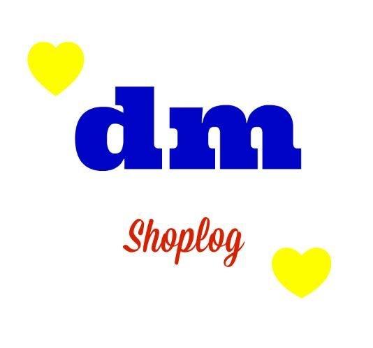 DM shoplog