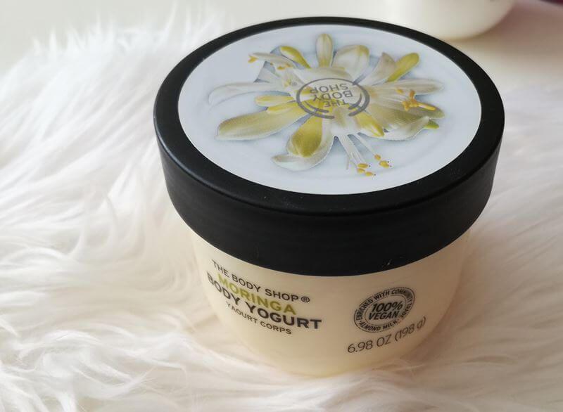 body yogurt moringa