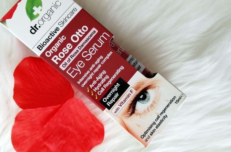 rose otto eye serum