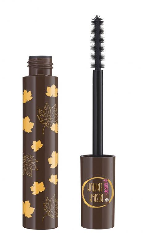 essence fall back to nature I love extreme crazy volume brown mascara 01'stay natural!'_opened