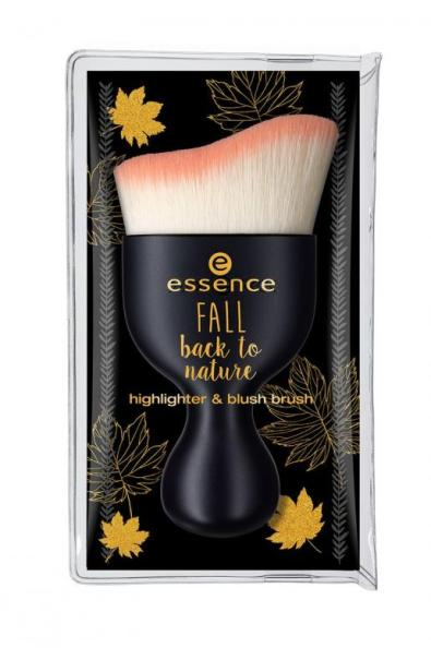 essence fall back to nature highlighter & blush brush 01_Pouch