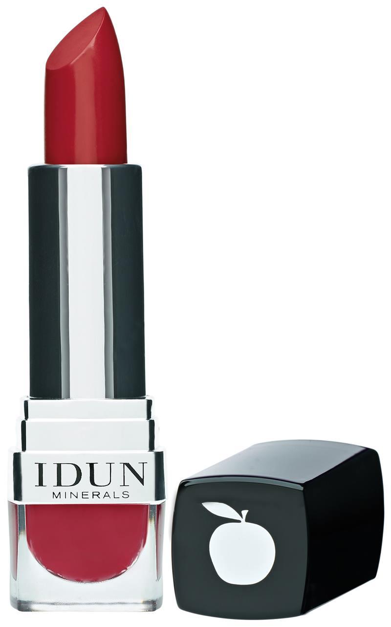 IDUN Minerals Matte Lipstick Jordgubb