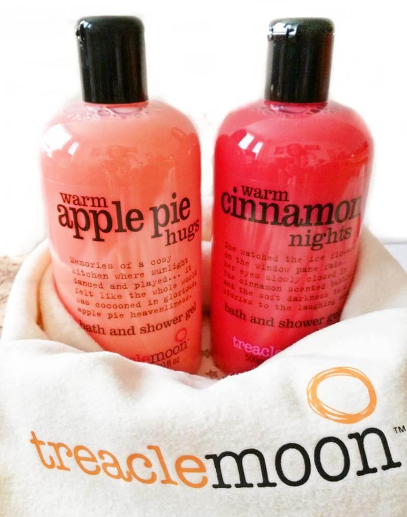 treaclemoon Warm Apple Pie Hugs & Warm Cinnamon Nights