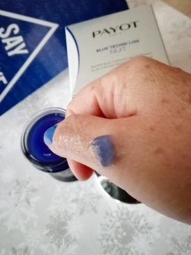 Payot Blue Techni Liss nightcream