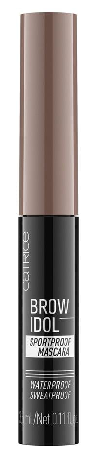 4059729055743_Catrice Brow Idol Sport Proof Mascara 010_Image_Front View Closed