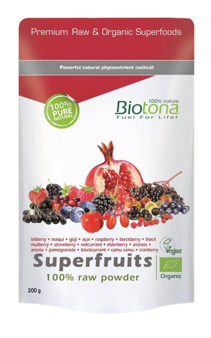 Biotona Supergreens & Superfruits Supergezond voor ouders en kinderen! 15 Superfruits Biotona Supergreens & Superfruits Supergezond voor ouders en kinderen!