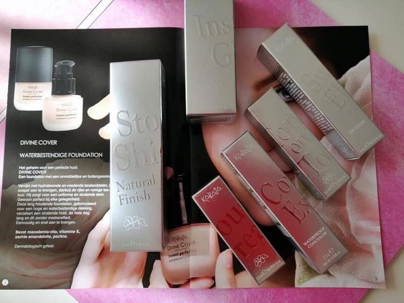 Review Karaja Make-up: 2 Foundations, Concealer, Lipstick & Lipgloss 11 karaja Review Karaja Make-up: 2 Foundations, Concealer, Lipstick & Lipgloss