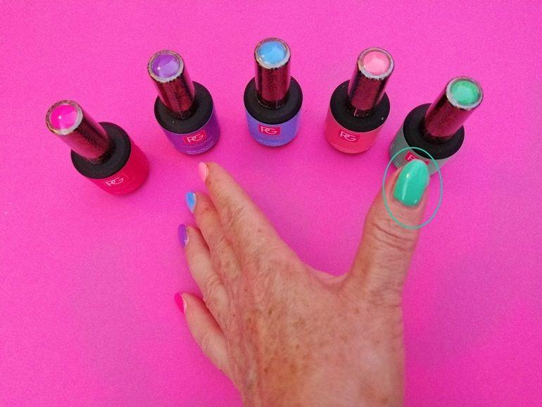 Pink Gellac Miami Vibe Collectie-Review 10 miami vibe Pink Gellac Miami Vibe Collectie-Review