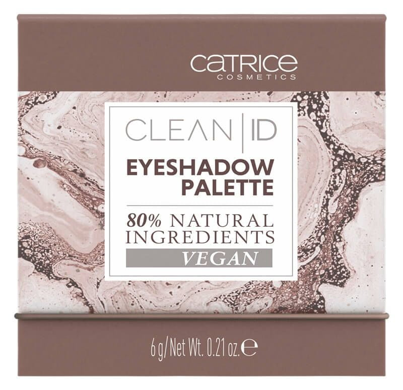 Catrice Clean ID Eyeshadow Palette 010_Image_Front View Closed