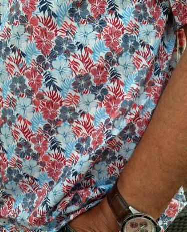 hemd voor hem detail overhemd