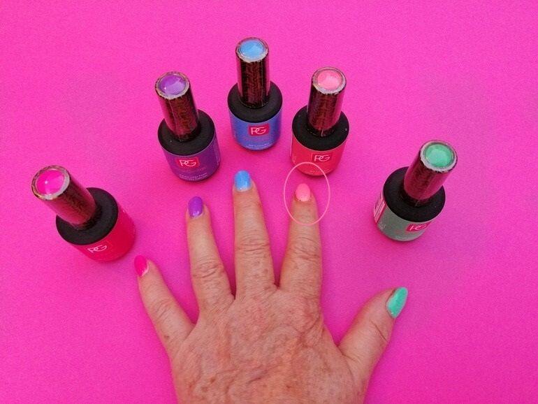 Pink Gellac Miami Vibe Collectie-Review 12 miami vibe Pink Gellac Miami Vibe Collectie-Review