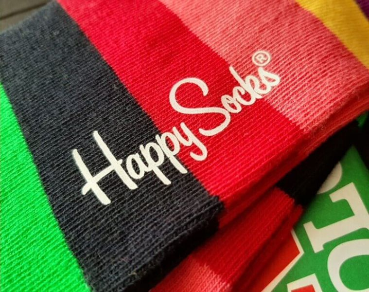 Tijd voor blije en kleurrijke sokken! Time for Happy Socks! 10 happy socks Tijd voor blije en kleurrijke sokken! Time for Happy Socks!