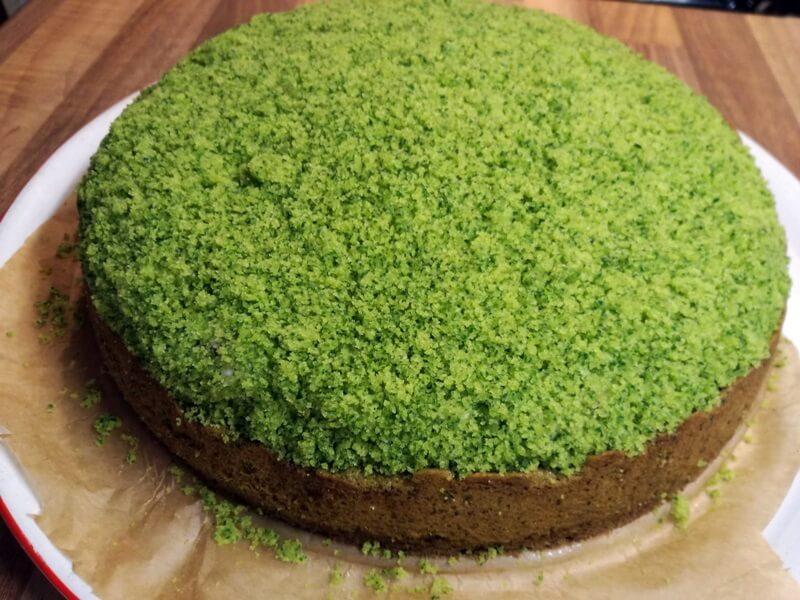 Zin in een Groene Taart met Aardbeien? 11 spinazietaart Zin in een Groene Taart met Aardbeien?