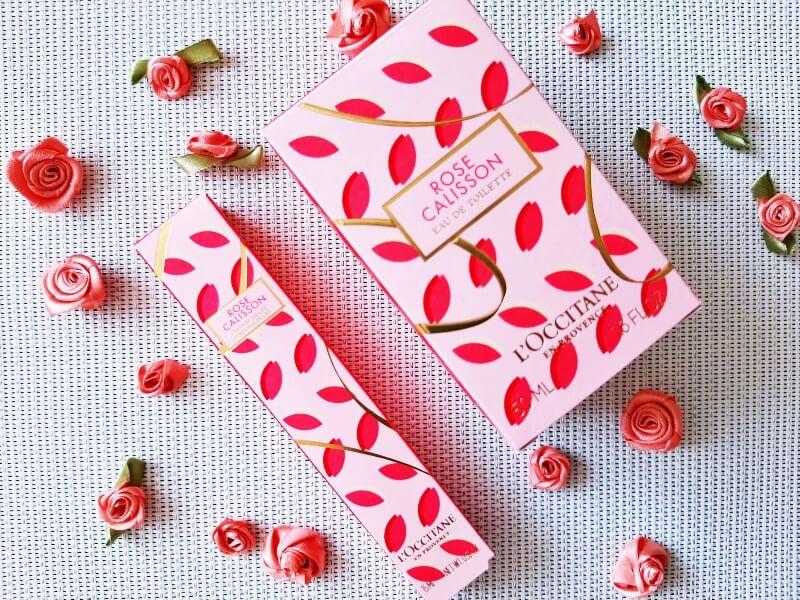 L'OCCITANE Rose Callison Eau de Toilette & Rose Callison Parfum in Gel 11 l'occitane L'OCCITANE Rose Callison Eau de Toilette & Rose Callison Parfum in Gel