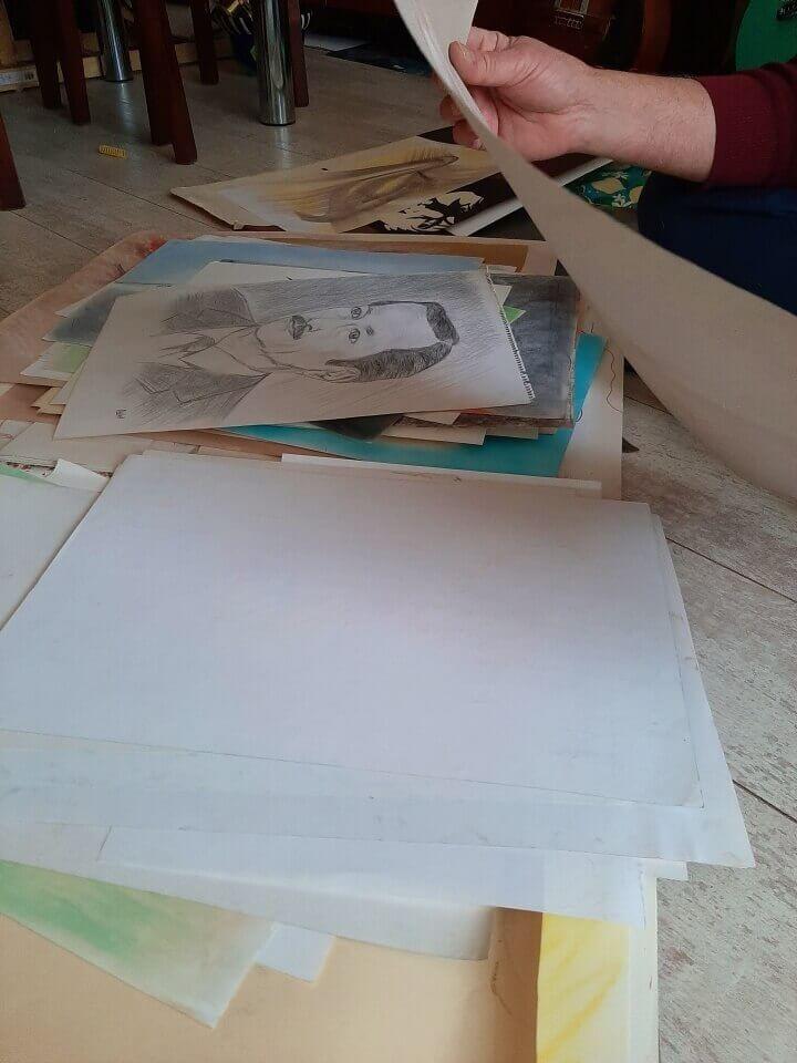 Al mijn Tekeningen en Schilderijen, vanaf Kleuterschool tot Nu! (En dat zijn er heel veel...) 11 tekenigen Al mijn Tekeningen en Schilderijen, vanaf Kleuterschool tot Nu! (En dat zijn er heel veel...)