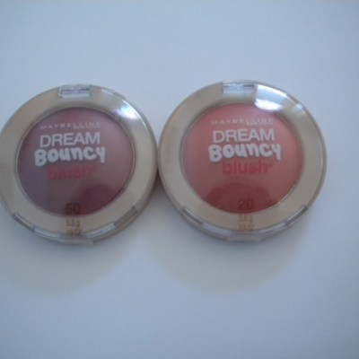 Maybelline Dream Bouncy Blush Review & Swatches