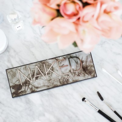 New In: Urban Decay Naked Smoky Eyeshadow Palette