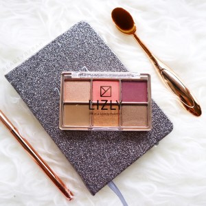 Lizly What A Lovely Palette Review and Swatches