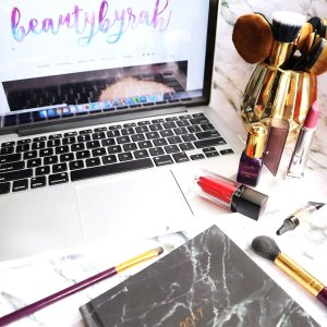 beautybyrah 3 year blog anniversary