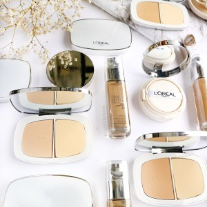 Loreal true match foundation review (powder, foundation and cushion)