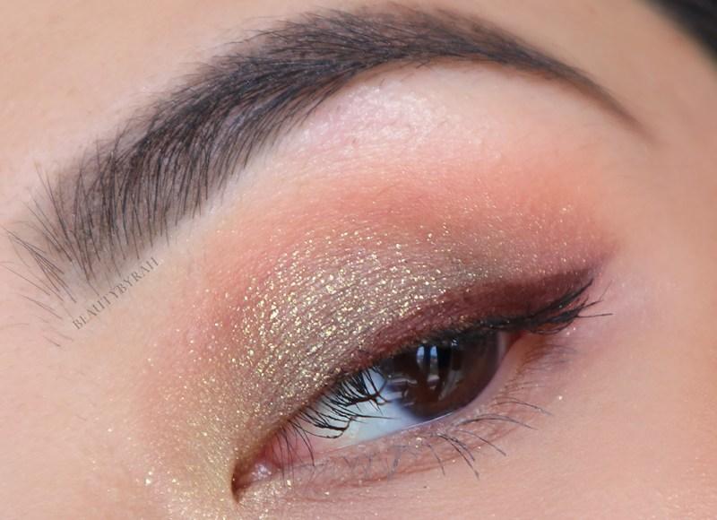 Desi X Katy The Girls Eyeshadow Palette Tutorial