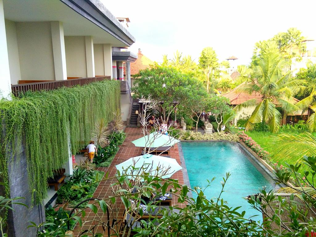 Inata Bisma Resort and Spa Ubud bali review