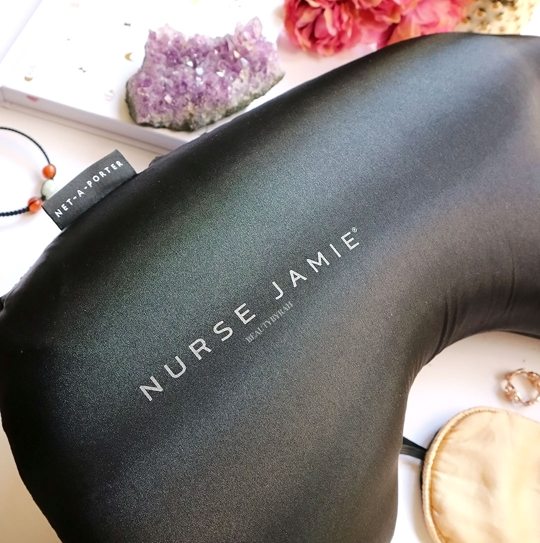 Nurse Jamie Beauty Bear Memory Foam Pillow Review
