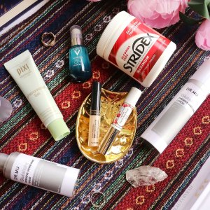 Dr Wu Glutalight intensive whitening lotion and serum review