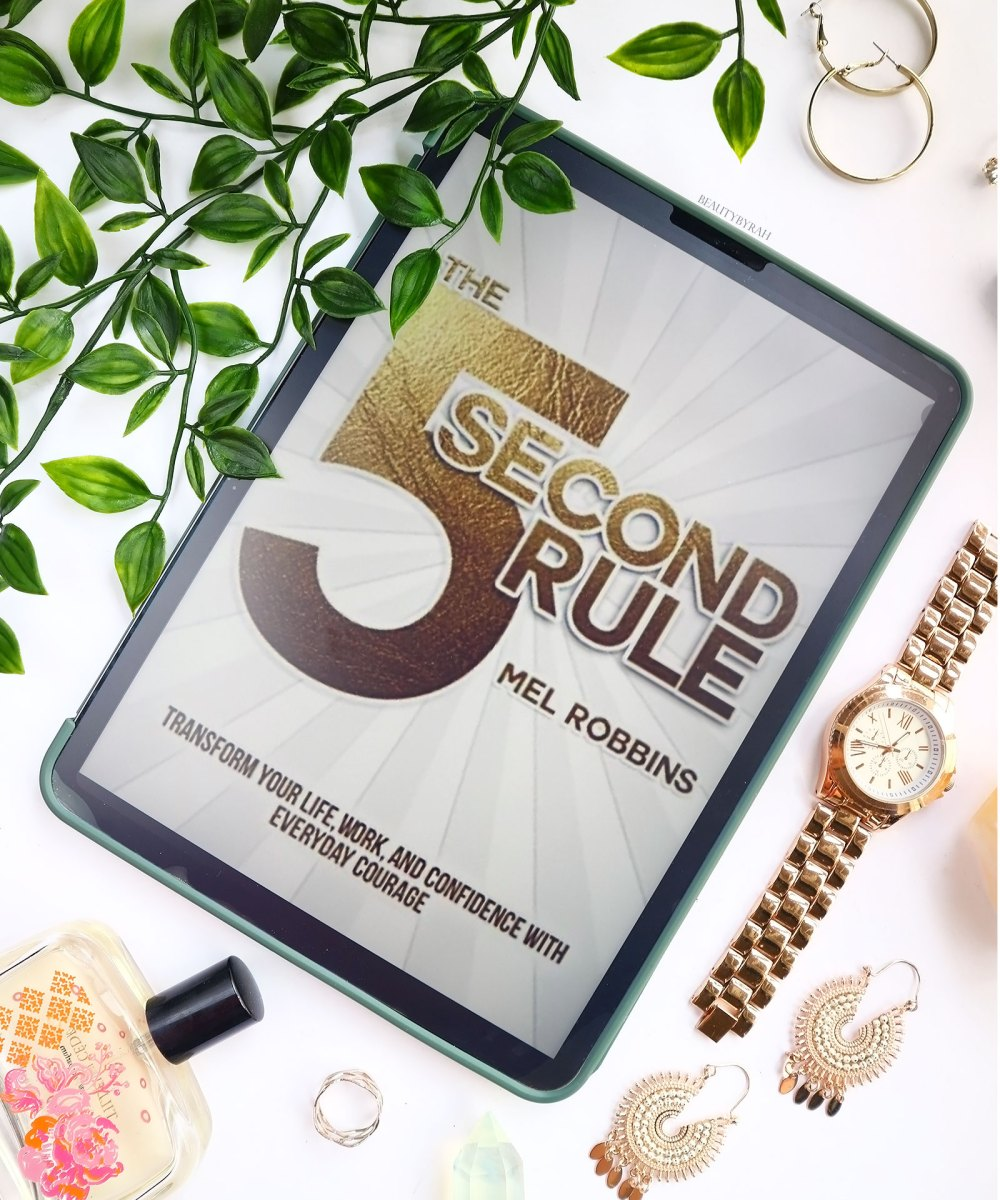 The 5 Second Rule Mel Robbins Book Notes